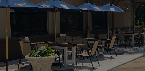 Outdoor Dining From 6/16